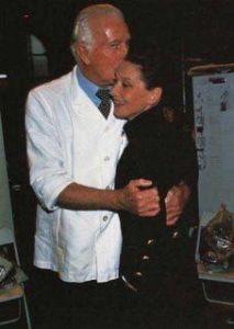 Givenchy & Audrey Hephburn