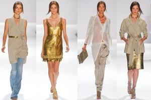 Elie Tahari Spring 2012 runway show