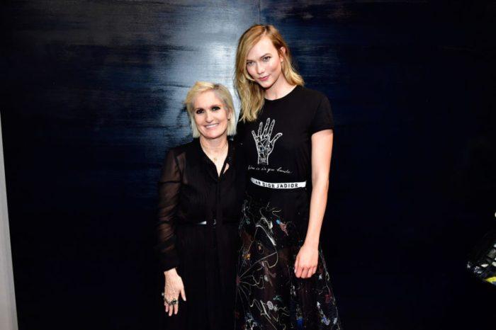 Christian Dior : Runway - Paris Fashion Week Womenswear Fall/Winter 2017/2018